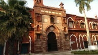 Some historic buildings in the AMU campus